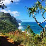 Kalalau Ridge Trail